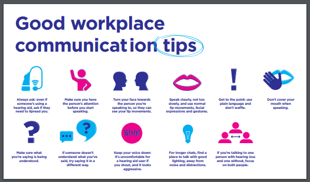 good workplace communication tips