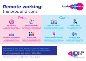 Remote working: the pros and cons