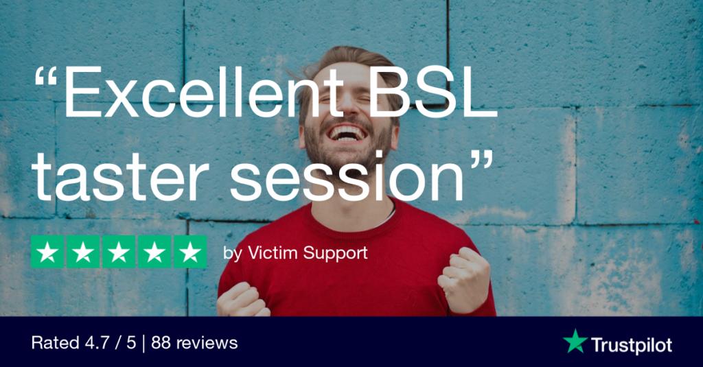 Remote BSL taster course (British Sign Language)